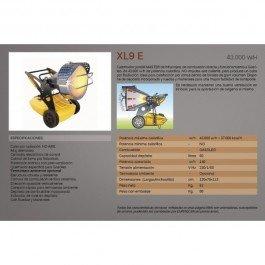 Calefactor Infrarrojos