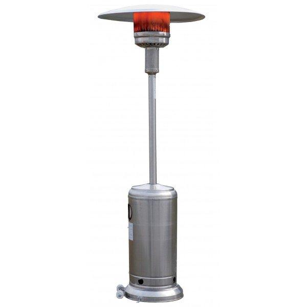 Estufa de gas tipo farola maquinal alquiler y venta de for Alquiler estufas exterior