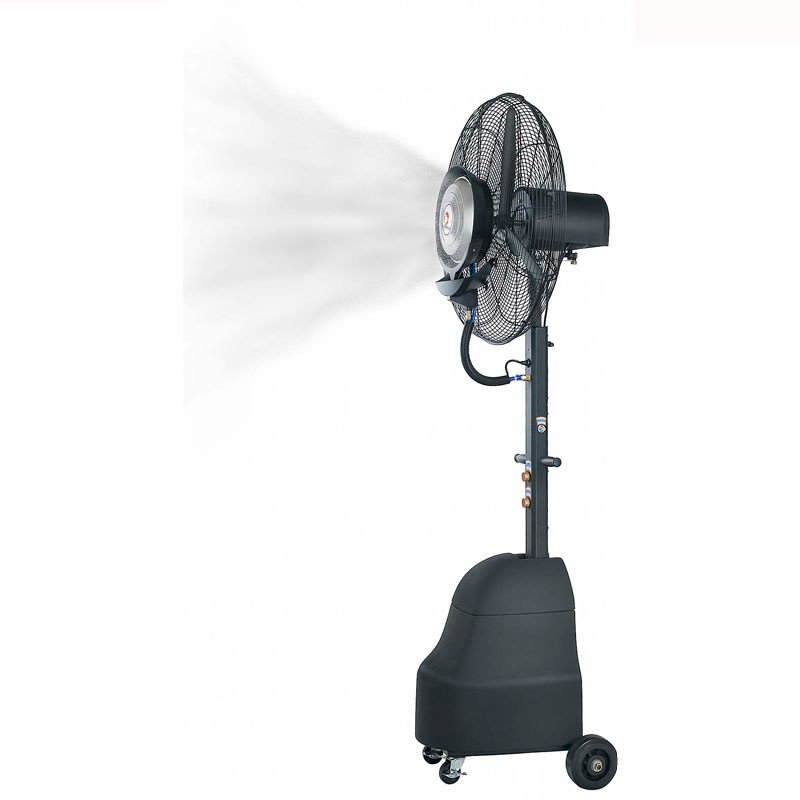 ventilador de pie con dep sito de agua maquinal alquiler